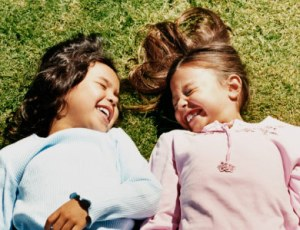 children_laughing