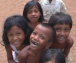 laughing-children