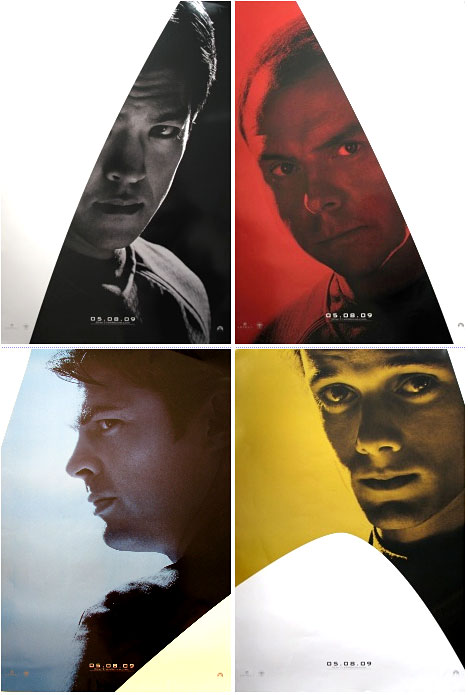 StarTrek Movie Poster 2