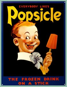 D1024~Popsicle-Frozen-Drink-Posters