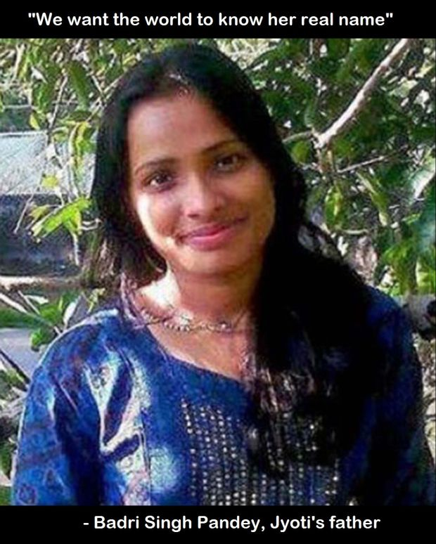 Jyoti Singh Pandey.  She was twenty-three.