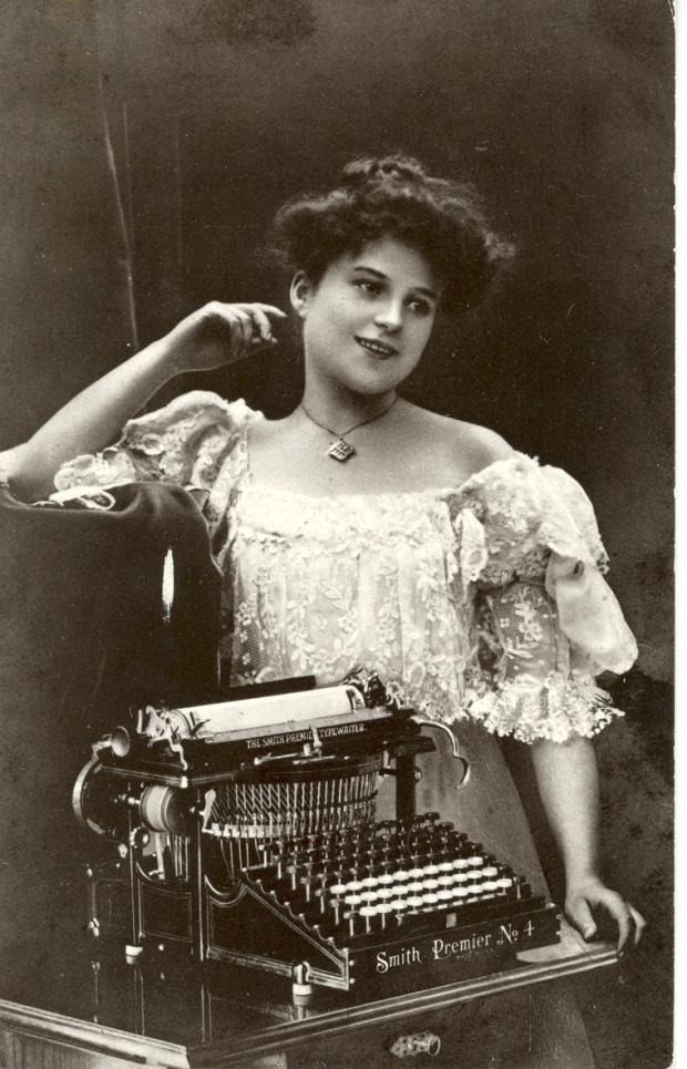type-writer-girl